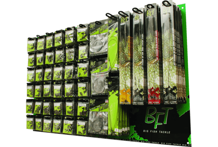 BFT Terminal Tackle Display