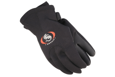 Ursuit Neopren 5-finger 3mm Black Size XXL