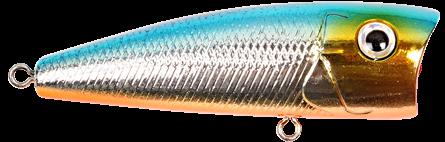 Strike Pro Strike Pop 6cm Blue Silver OB