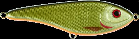 Strike Pro Buster Jerk Slow Sinking 15cm Dirty Roach