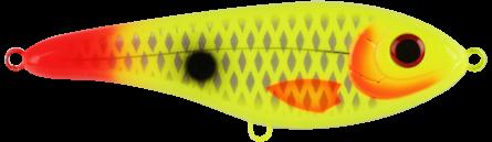 Strike Pro Buster Jerk Slow Sinking 15cm Fluo Baitfish