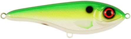 Strike Pro Baby Buster Susp 10cm Rugen Shad