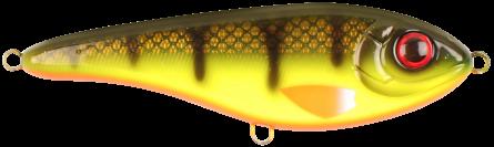 Strike Pro Buster Jerk Slow Sinking 15cm Hot Baitfish