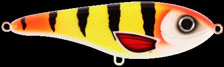 Strike Pro Buster Jerk Slow Sinking 15cm Disco Perch