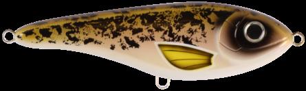 Strike Pro Buster Jerk Slow Sinking 15cm Speck