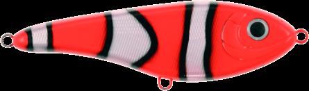 Strike Pro Buster Jerk Shallow 15cm Clownfish