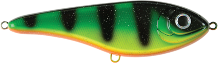 Strike Pro Buster Jerk Shallow Cruiser 15cm Fire Tiger