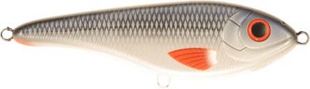Strike Pro Buster Jerk Shallow Cruiser 15cm Whitefish
