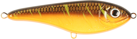 Strike Pro Buster Jerk Shallow Cruiser 15cm Night Flame