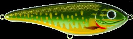 Strike Pro Buster Jerk II Susp 12cm Pike