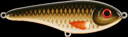 Strike Pro Buster Jerk II Susp 12cm Golden Olive