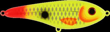Strike Pro Buster Jerk II Susp 12cm Fluo Baitfish