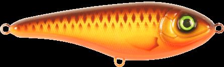 Strike Pro Buster Jerk II Susp 12cm Brown Parrot