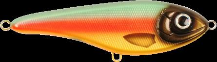 Strike Pro Buster Jerk II Susp 12cm Hot Parrot