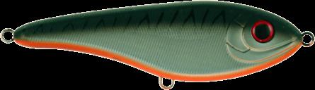 Strike Pro Buster Jerk II Susp 12cm Gray Shadow