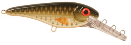 Strike Pro Buster II Deep Crankbait 12cm Golden Olive
