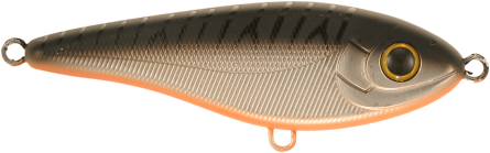 Strike Pro Baby Buster Susp 10cm Grey Shadow