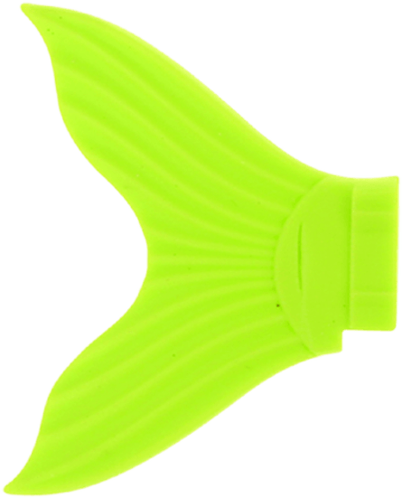 Strike Pro X-buster Tail Spare 3pcs Chartreuse