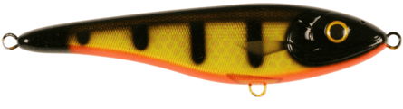 Strike Pro Big Bandit Suspending 19,6cm Black Okoboji Perch