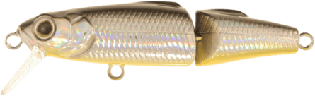 Strike Pro Strike Silver Sprat 5cm - Jointed - Sinking