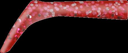 Strike Pro Bandit Paddle Tail Spare 2pcs Pink Glitter