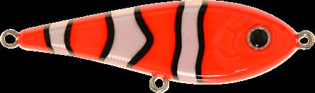 Strike Pro Tiny Buster Susp 6,5cm Clownfish