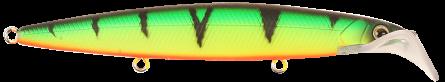Strike Pro Scooter Minnow 11cm Hot Firetiger