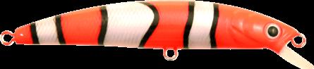 Strike Pro Strike Pikee 12cm Clownfish