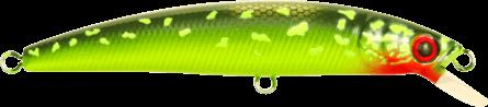 Strike Pro Strike Pikee 12cm Hot Pike