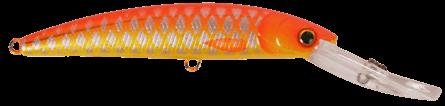 Strike Pro Buster Deep 6m+ 12cm Fluo.Sunburst