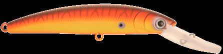 Strike Pro Buster Deep 6m+ 12cm Orange Crush