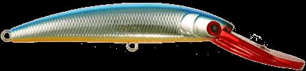 Strike Pro Buster Deep 6m+ 12cm Red Lipp