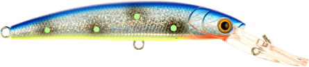 Strike Pro Buster Deep 6m+ 12cm Blue Sunset