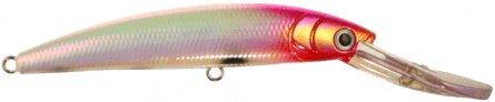 Strike Pro Buster Deep 6m+ 12cm Red Head Shiner