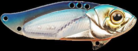 Strike Pro Astro Vibe UV 5,5cm Blue Silver OB
