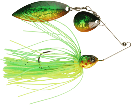 Strike Pro Strike Jr Spinnerbait 19,6gr Orange Belly Perch