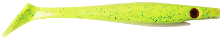 The Pig Pig Shad Jr 20cm Lemon Shad