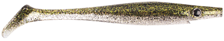 The Pig Pig Shad 15cm Green Ice