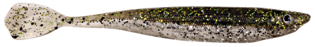 Softbaits by Strike Pro Gunslinger DS 10 Green Ice