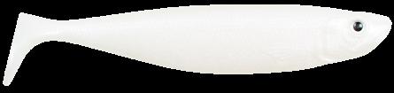 Softbaits by Strike Pro Tumbler 13cm Albino Pearl