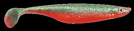 Softbaits by Strike Pro Tumbler 17cm Carrot