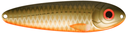 Strike Pro Buster Spoon 14cm Golden Perch / Gold