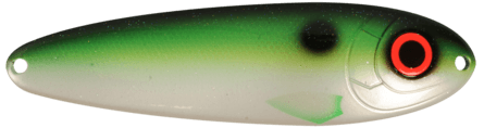 Strike Pro Buster Spoon 14cm Rugen Shad / Silver