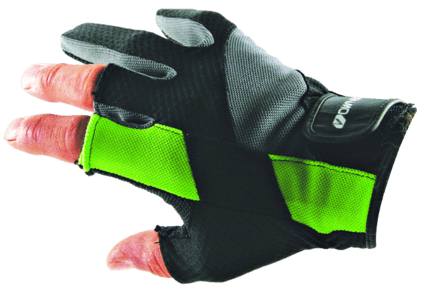 Owner Mesh Glove 3 finger cut