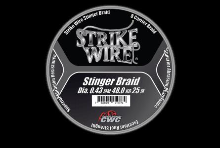 Strike Wire Stinger Braid 48kg, 25m