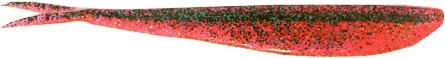 Lunker City Fin-S Fish 14,5cm Metallic Carrot - 8pack