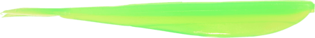 Lunker City Fin-S Fish 14,5cm Limetreuse - 8pack