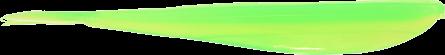 Lunker City Fin-S Fish 17,5cm Limetreuse - 5pack