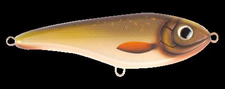 Strike Pro Buster Jerk Slow Sinking 15cm Green Roach