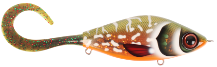 Strike Pro Guppie Jr 11,5cm Copper Pike